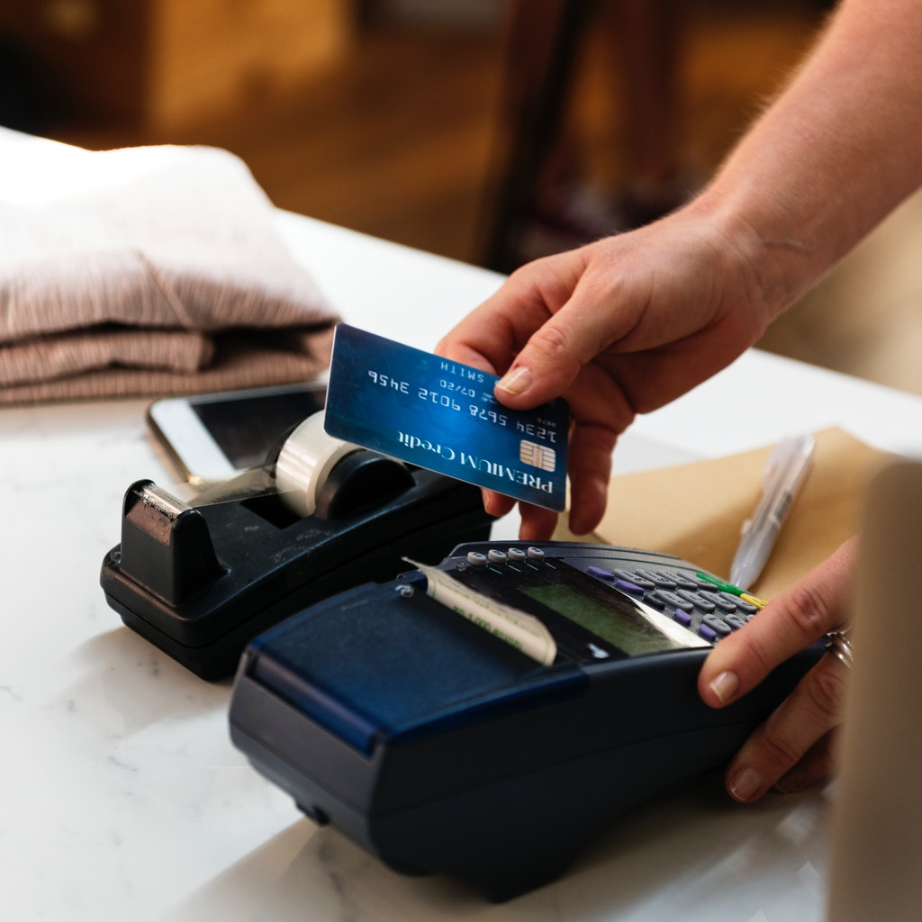 pvc credit card