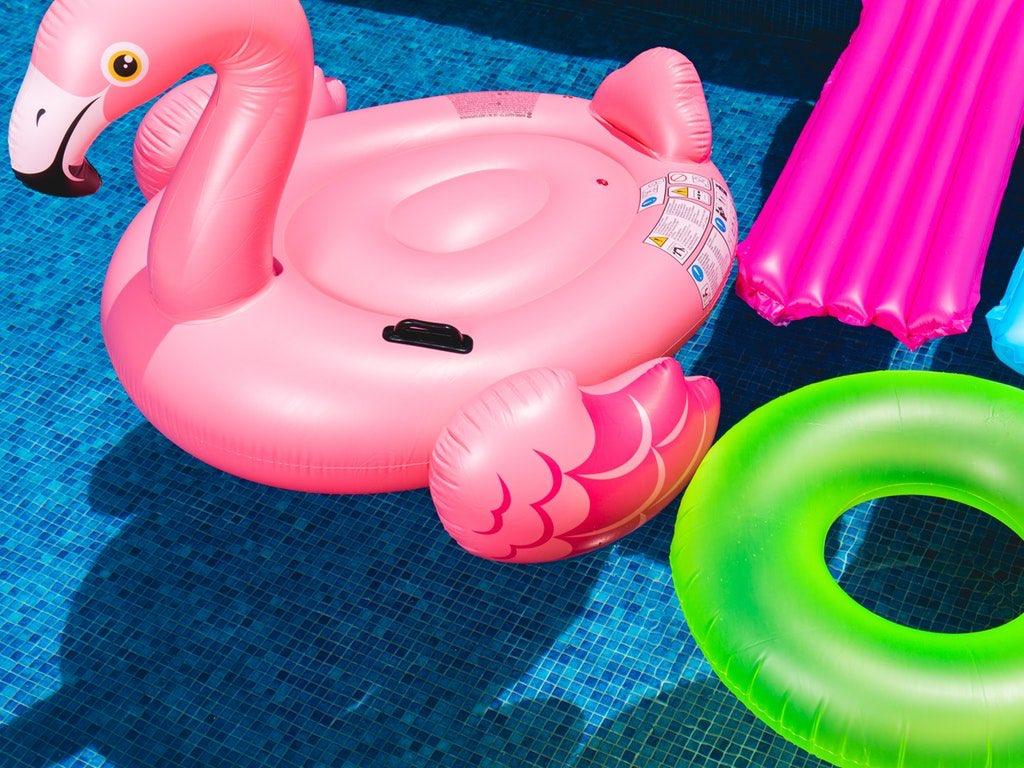 pvc beach toys inflatable