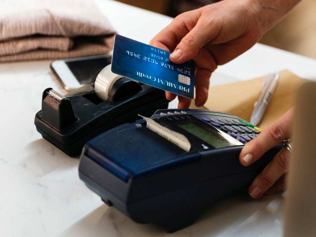 pvc credit cards